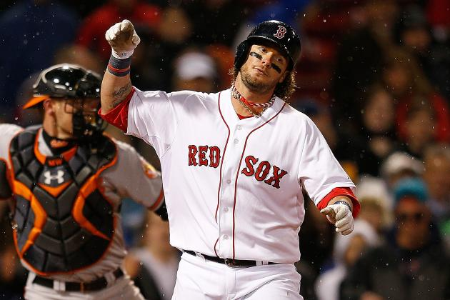 Boston Red Sox Rumored to Be Interested in Replacing Jarrod Saltalamacchia