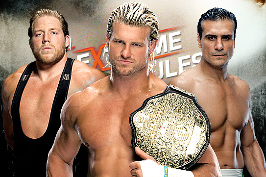 WWE Extreme Rules 2013: Dolph Ziggler Must Beat Swagger and Del Rio Decisively