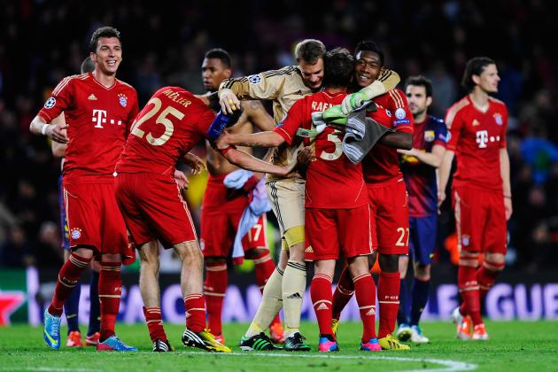Bayern Munich vs. Borussia Dortmund: Predictions for Champions League Final