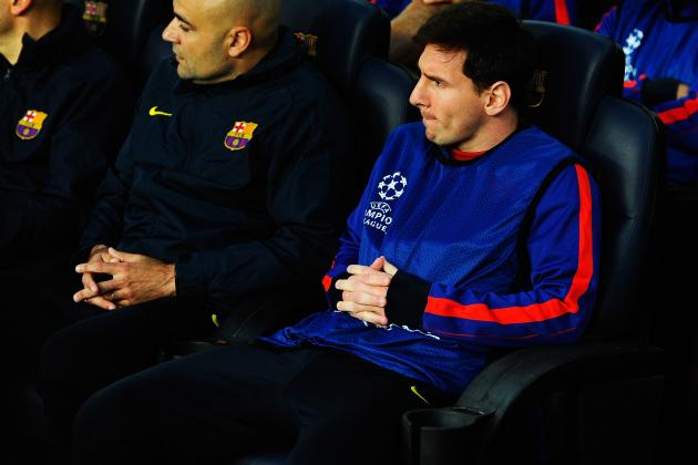 Why This Barcelona Side Is a Shell of Itself without Lionel Messi