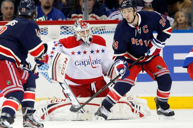 Revenge-Seeking Capitals Say They Have 'a Little Extra Fire' for the Rangers