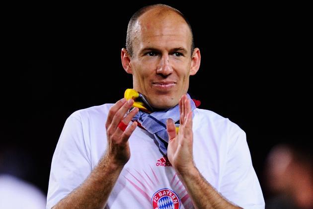 Reformed Arjen Robben Finally Finds His Niche at Bayern Munich