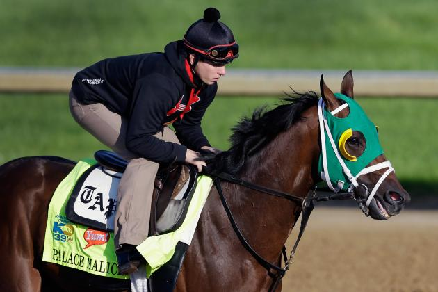 Kentucky Derby 2013 Post Positions: Long Shots in Perfect Position to Steal Race