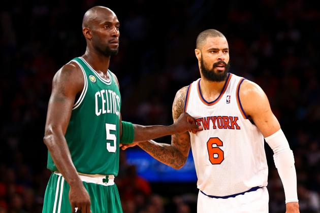 NBA Gamecast: Celtics vs. Knicks