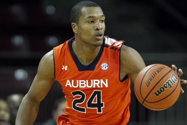 Auburn Guard Brian Greene Jr. Decides to Transfer