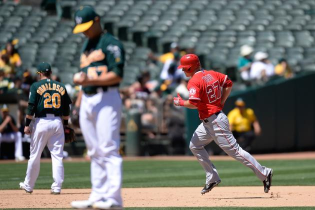 ESPN Gamecast: Angels vs. Athletics