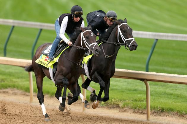 Kentucky Derby 2013 Post Positions: Favorites Who Were Hurt by Nightmare Draws