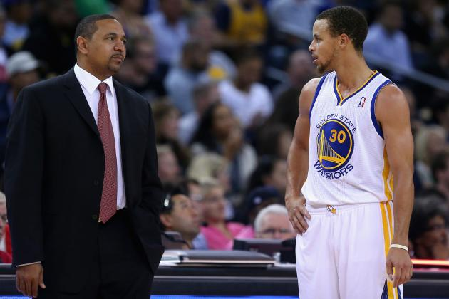 Curry Says Mark Jackson Just Protecting His Players