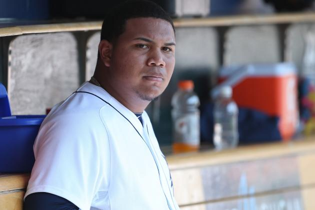 Tigers Send Bruce Rondon Back to Triple-A: 'He's Just Not Ready for This'