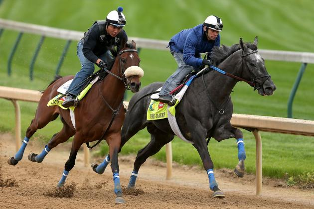 Kentucky Derby Field 2013: Contenders That Will Have to Overcome Poor Draw