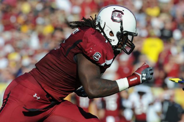 2014 NFL Mock Draft: Mapping Out 1st-Round Landing Spots for College Stars