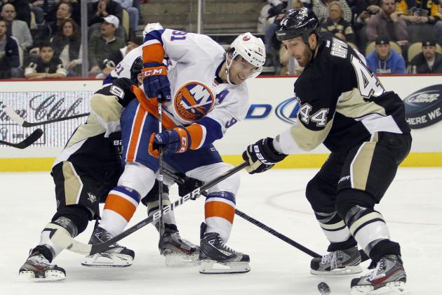ESPN Gamecast: Islanders vs. Penguins