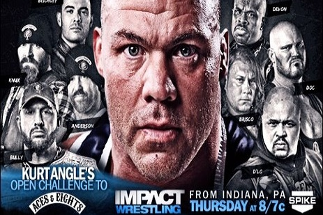 TNA Impact Preview: Kurt Angle's Challenge, Chris Sabin, Slammiversary and More