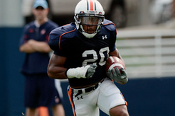 Corey Grant Emerges from Spring as Speedy Option at Running Back