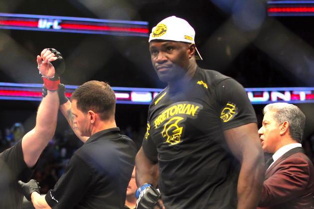 UFC and Cheick Kongo Part Ways as Organization Won't Renew Contract
