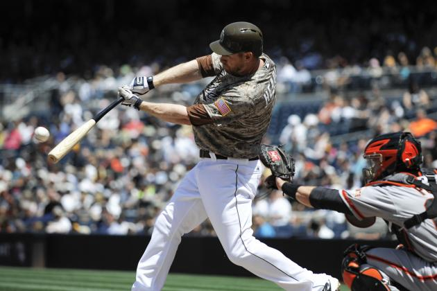 Padres Formulating 'Long-Term' Offer for Headley