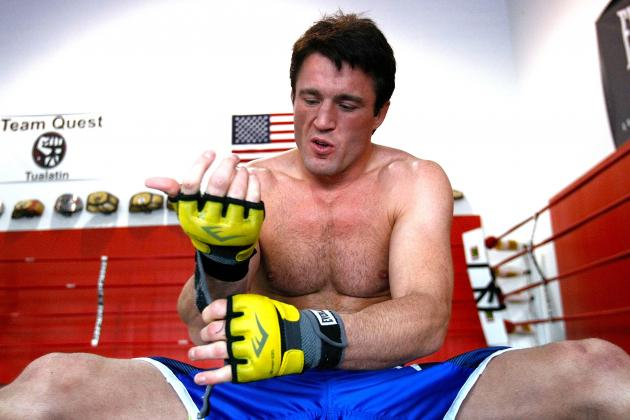 Chael Sonnen vs. Wanderlei Silva Makes Perfect Sense