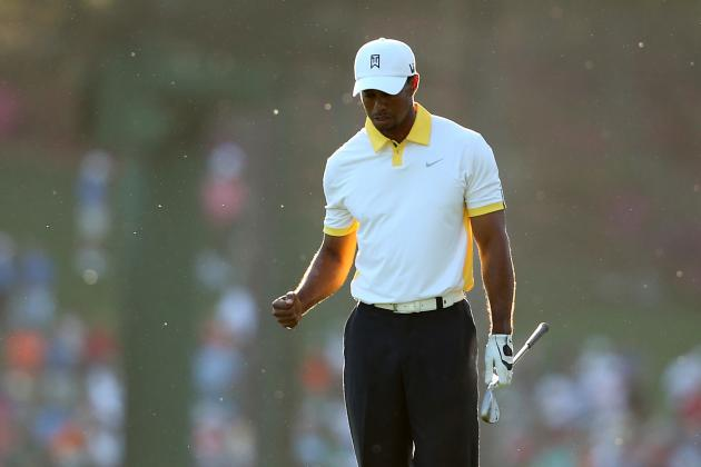 David Eger Had No Choice but to Call in Tiger Woods' Masters Rules Violation