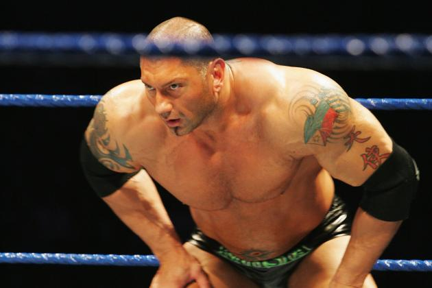 Batista Denies Rumors of WWE Return on Twitter