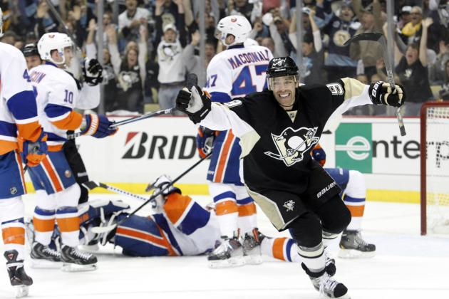 New York Islanders vs. Pittsburgh Penguins: Live Score, Updates and Analysis