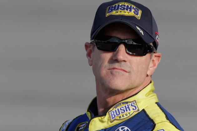 Bobby Labonte Drives Down Memory Lane
