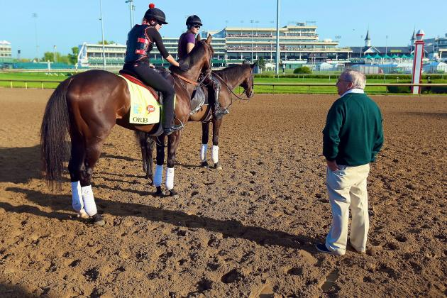 Kentucky Derby 2013 Post Positions: Complete Listing for Every Horse