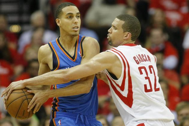 NBA Gamecast: Rockets vs. Thunder