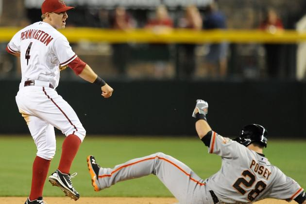 ESPN Gamecast: Giants vs. Diamondbacks