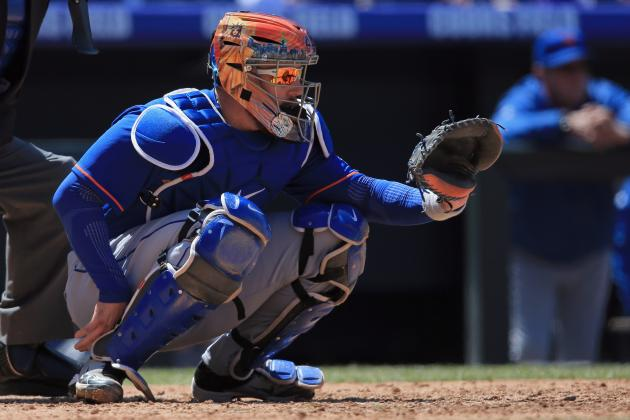 Bucking the Trend: Mets' New Catcher Turns into Surprise RBI Leader