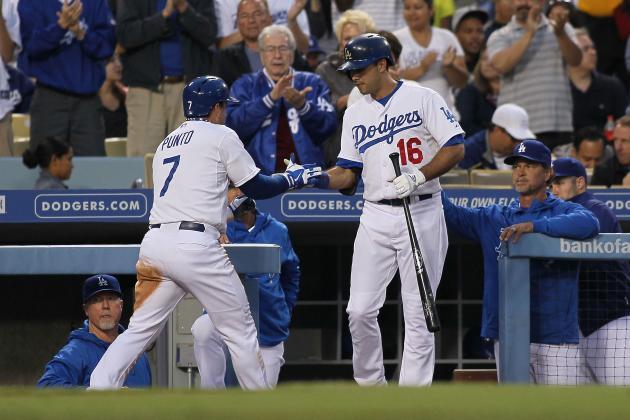 ESPN Gamecast: Rockies vs Dodgers