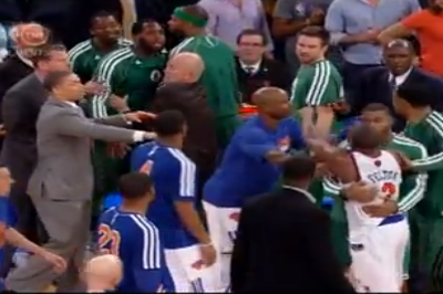 Knicks-Celtics Game 5: Tensions and Smack Talk Continue After the Game