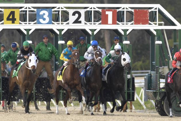 Kentucky Derby 2013 Post Positions: How Post Slots Shake Up the Odds
