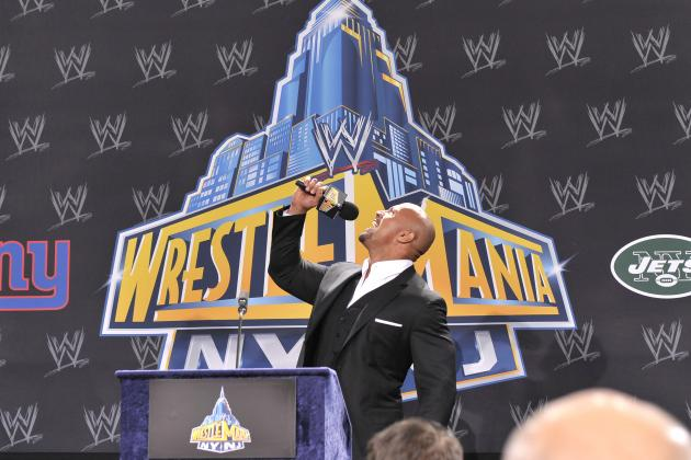 Update on the Rock and WWE, Is the Lesnar Match Still On?