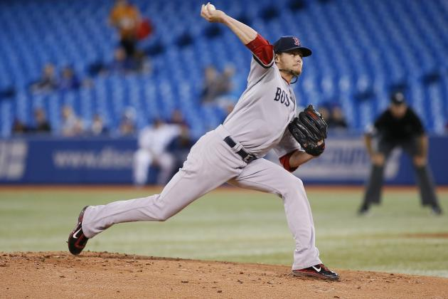 Buchholz Dominant Again, This Time Leading Sox over Jays