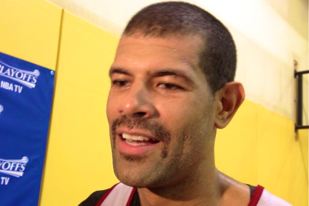 Shane Battier's Awesome New Mustache Is Something You Must See