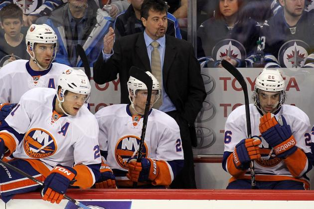 Islanders Look Overmatched in Game 1 Loss to Penguins