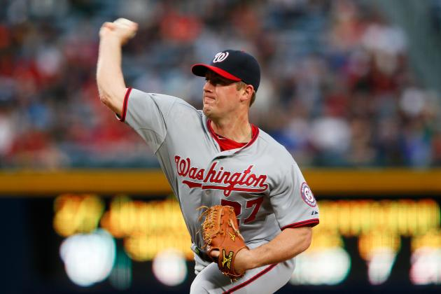 Another Zimmermann Gem Snaps Nats' Mini-Funk