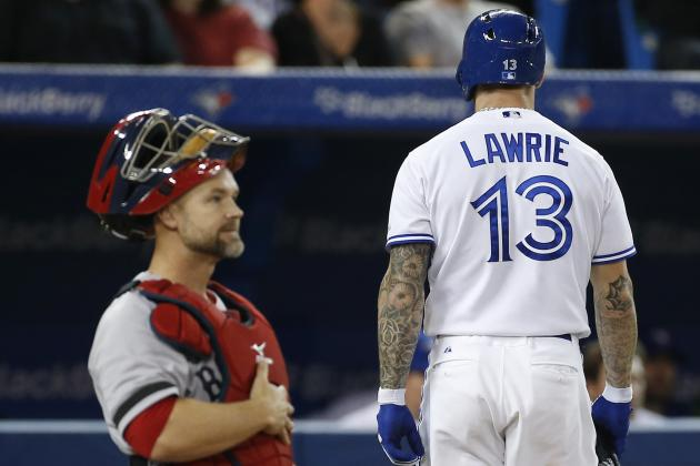 Blue Jays Melt Down Against Red Sox