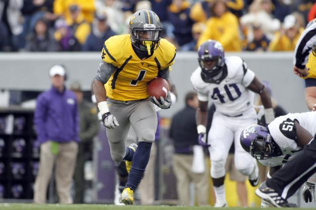 Breaking Down Tavon Austin's Role in the St. Louis Rams Offense