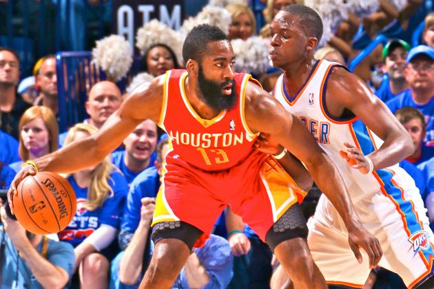 Rockets vs. Thunder Game 5: Live Score, Highlights and Analysis