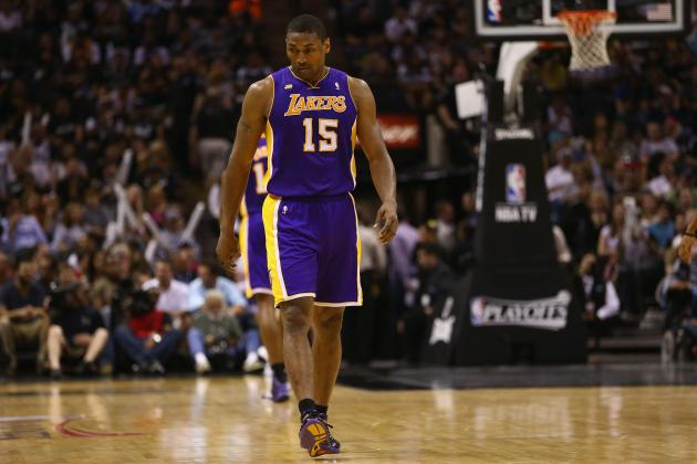 The 2013 NBA Playoffs as Told by Metta World Peace