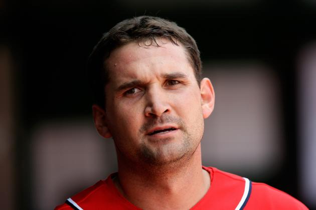 Ryan Zimmerman Will Come off the Disabled List Friday