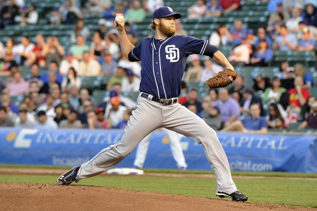 Andrew Cashner Roughed Up by His Former Team in Wrigley Return