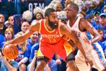 Rockets Shock Thunder in OKC, Force Game 6