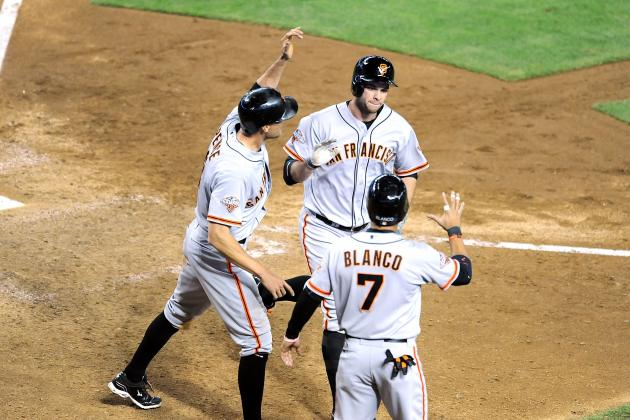 Brandon Belt Is MLB's Most Clutch Hitter Against Arizona Diamondbacks