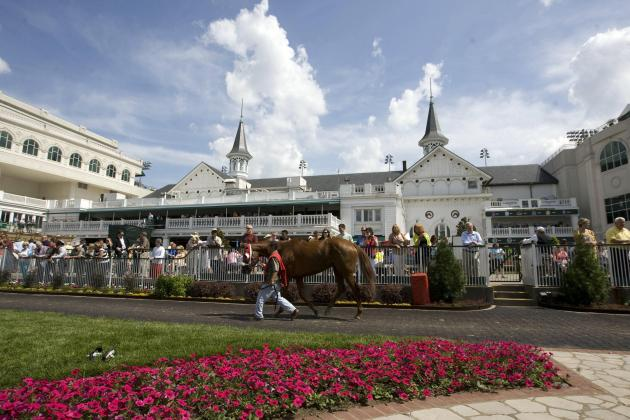 Kentucky Derby 2013 Post Positions: Where Every Horse Will Begin 139th Race