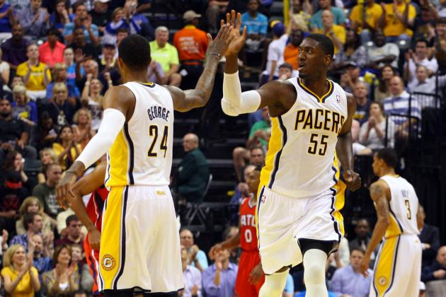 What 1st Round Says About Indiana Pacers' Chances for Deep Playoff Run