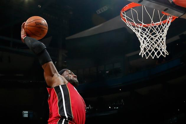 Have We Reached a New Golden Era of NBA Dunkers?