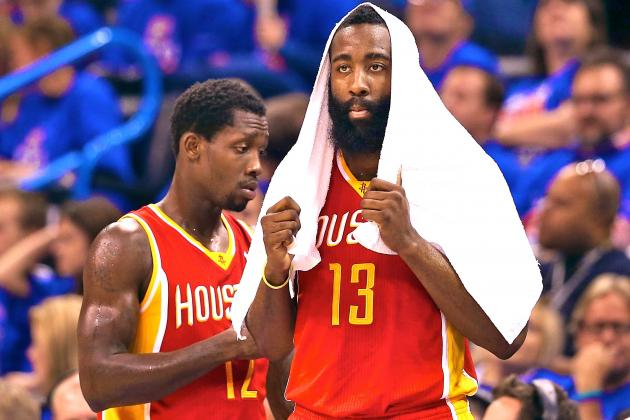 James Harden Suddenly the Alpha Male in OKC-Houston Series