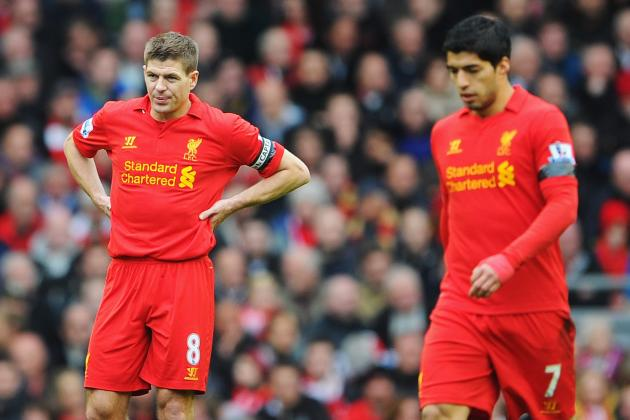 Liverpool Captain Steven Gerrard Backs Luis Suarez to Stay at Anfield
